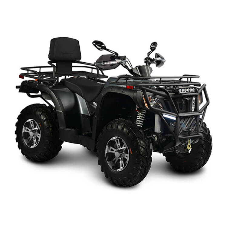 High quality Quad motorcycle 460cc Shaft drive 4WD ATV for sale