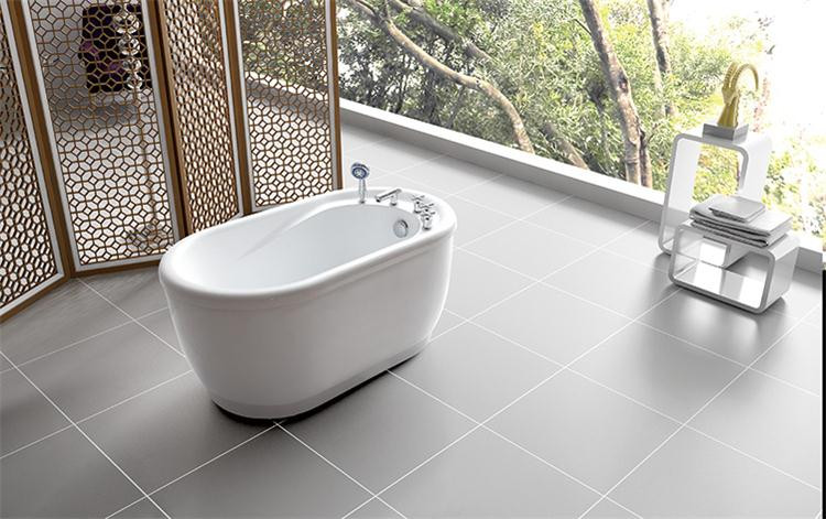 1300mm 52 Inch Sizes Freestanding Very Small Bathtubs For
