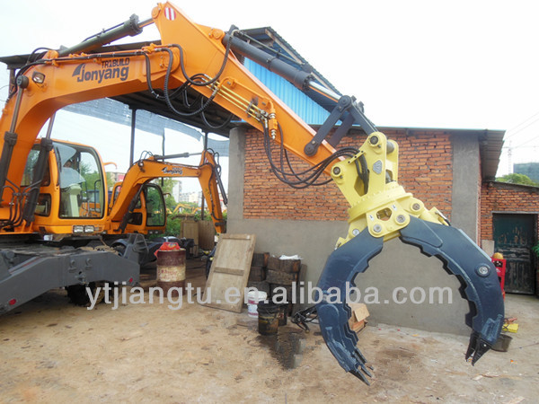 China Manufacturer Catch Stone/grasping Wood/log Grapple Suitable ...
