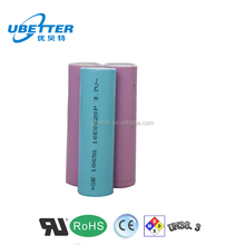 18650 3.6V 2600mAh li ion battery cell for ryobi, li ion battery rechargeable cells