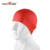 Yiwu factory Waterproof Silicone Swimming Cap water droplet swim cap