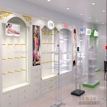 Exceptionnel Wall Display Unit For Underwear Clothes
