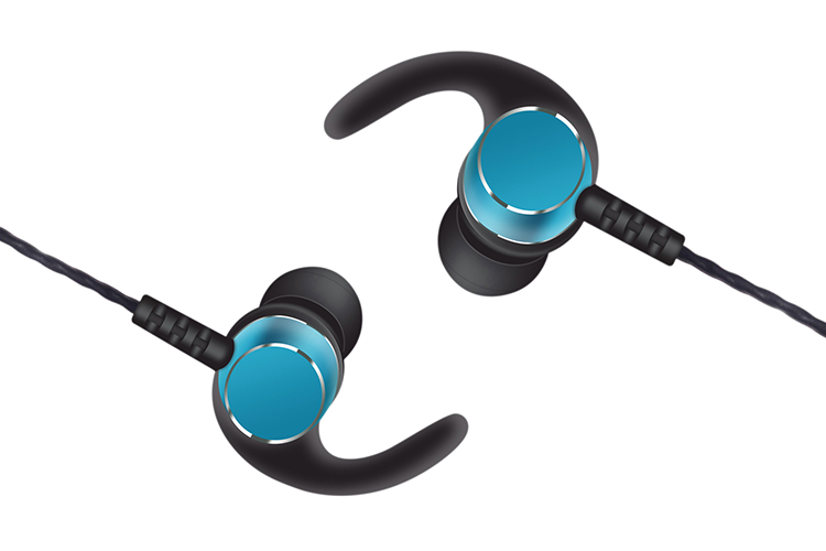 Amazon Hot Selling MS-T3 Support TF Card Blue tooth Earphones Wireless Handsfree Ear Hook Earbuds For Sports