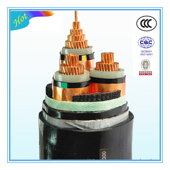 AC power cable iec XLPE cables flame retardant Steel wire armoured/SWA armor power cable