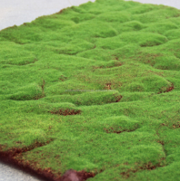 2016 New design artificial decorative moss ,artificial grass ,turf artificial grass