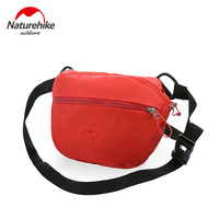 Naturehike easy travel waist bag Messenger bag recreational sports daily hiking trips riding pockets