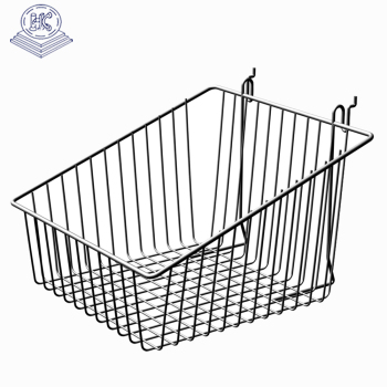 customized large capacity wire sink basket