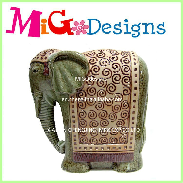 fashion new items lovely fashion ceramic animal home gift