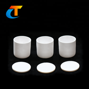 50ML Small Alumina Laboratory Crucibles