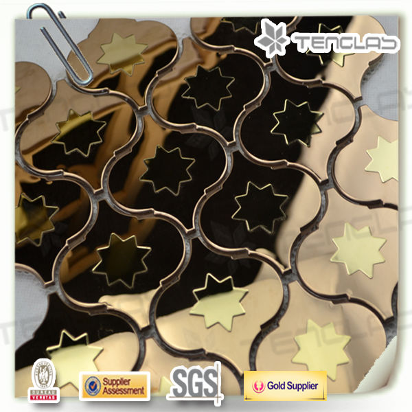 New arrival decorative glass mosaic