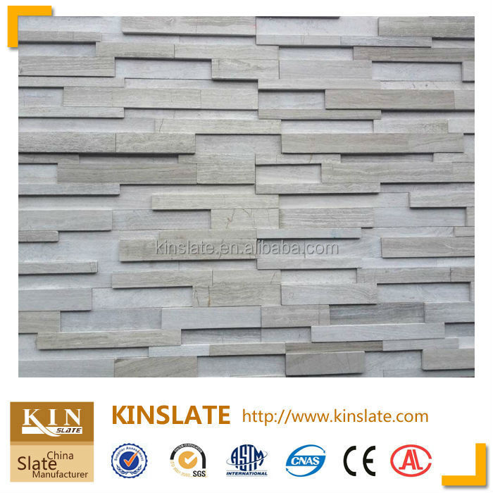 New product natural veneer marble culture stone