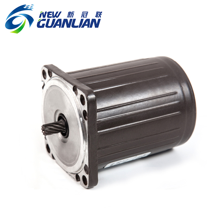 Electrical light weight ac induction and gearbox tubular single phase asynchronous motor