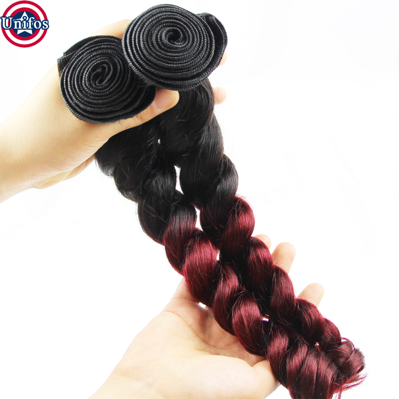 Cheap ego hair weave find ego hair weave deals on line at alibaba get quotations peruvian ombre hair extensions 6a ombre peruvian loose wave two tone human hair weave ombre peruvian pmusecretfo Gallery