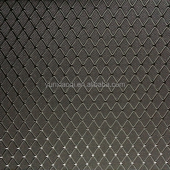 Diamond Jacquard Polyester Fabric For Backpack