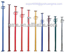 scaffolding construction support Middle East steel props ( Real Factory in Guangzhou )