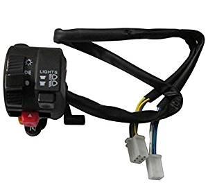 Left Switch Assembly Choke Lever For 50cc 70cc 90cc 110cc 125cc 150cc 200cc 250cc ATV Quad Bike Taotao Roketa Baja Sunl JCL