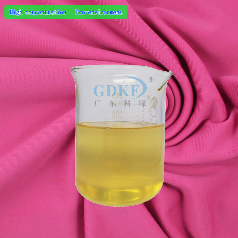 2016 hot sell uesd in dacron fabric F302 kefeng dyeing agent