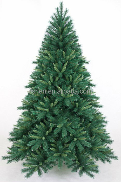 Top quality cheap custom X'mas tree green christmas tree