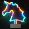 Neon Light Decoration LED Desk Lamp Party Wedding Decorating Gift