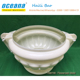 Factory Make Up Injection Plastic Flower Pot Molds for Concrete Tiles