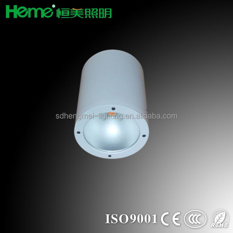 IP54 waterproof 15W 30W aluminum cob surface down light led