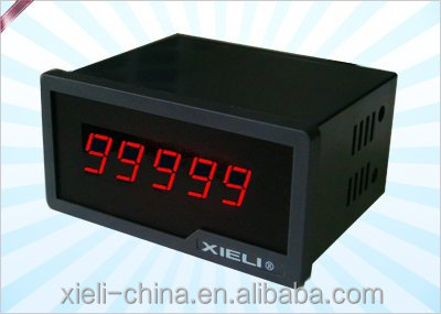 Digital Counter With Output Relay Digital Counter With Output Relay