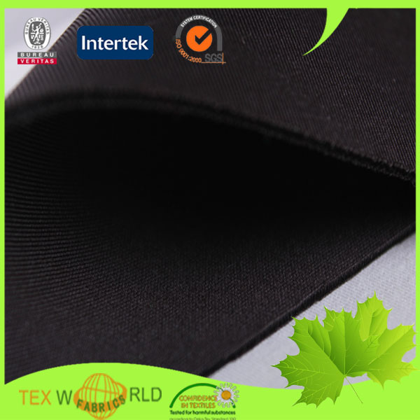Knitted poly spandex 3d spacer fabric for bra cup making