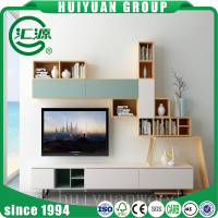 Living Room furniture Wall tv stand unit with cabinets