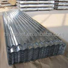 Corrugated Galvanized Steel Sheet With Price, Corrugated Galvanized Steel  Sheet With Price Suppliers And Manufacturers At Alibaba.com