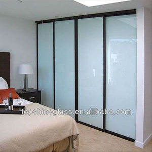 Frosted Gl Sliding Closet Doors Supplieranufacturers At Alibaba