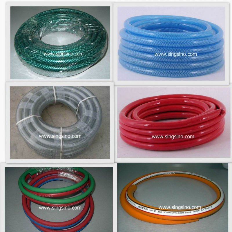 Reinforced Light Duty PVC Water Delivery /& Suction Hose Water Pumps