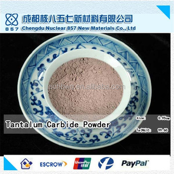 China factory-outlet Ta(Nb)C:99.6% coltan tantalum