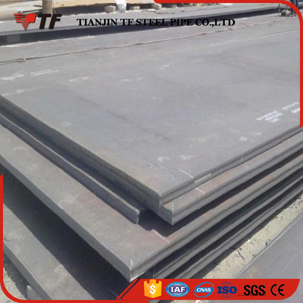 Manufacturing Best company st 52.3 hot rolled steel plate
