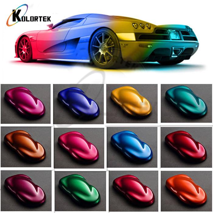 Auto Paint Colors >> Multi Color Powdered Paint Pigments Candy Car Paint Colors Pearl Pigment For Auto Paint China Supplier View Powdered Paint Pigments Kolortek