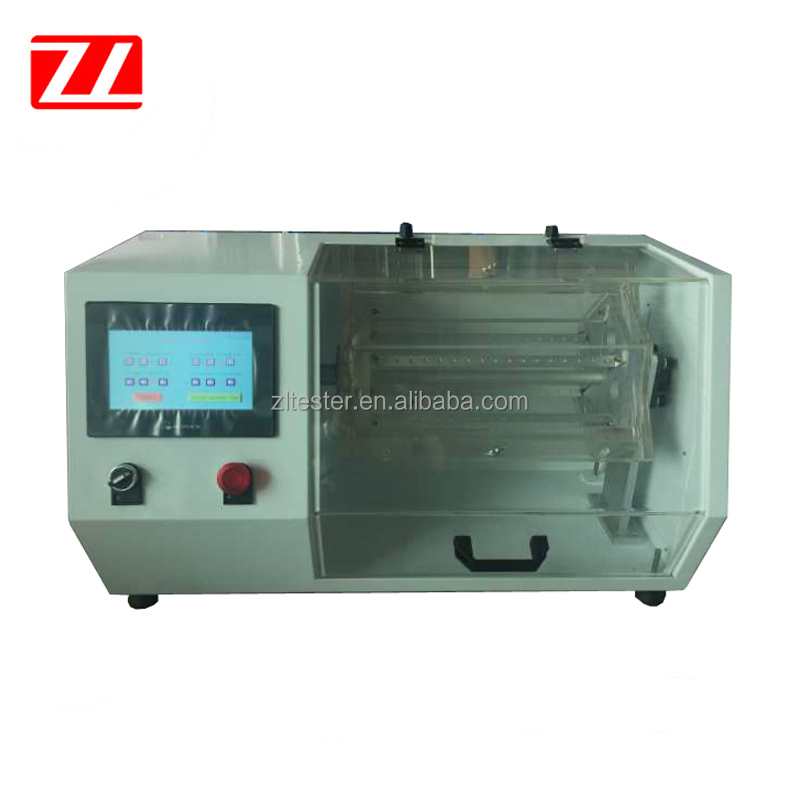 Nickel Release Wear Test Equipment Coating Rotating Abrasion Test Equipment