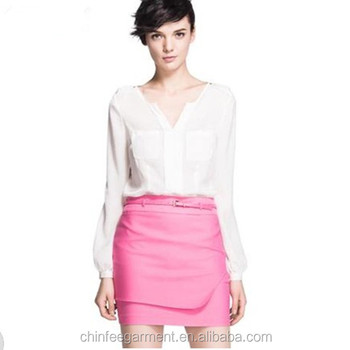 New Fashion Office Lady Dress Made In China