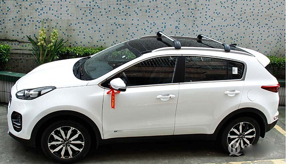 Buy Kia Sportage Roof Rack Cross Bars In Cheap Price On