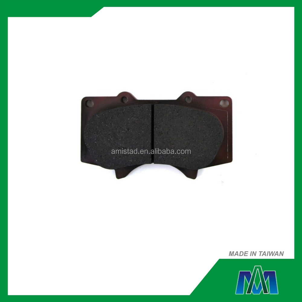 AUTO CAR PARTS OEM 04465-35290 BRAKE PADS FOR TOYOTA LAND CRUISER / HILUX 2007 FRONT DISC BRAKE