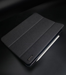 DUX DUCIS DOMO Series PU+TPU+Metal Shockproof With Wake/Sleep Magnetic Function Case For iPad Pro 12.9 2018