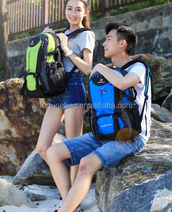 Custom sports backpack China OEM