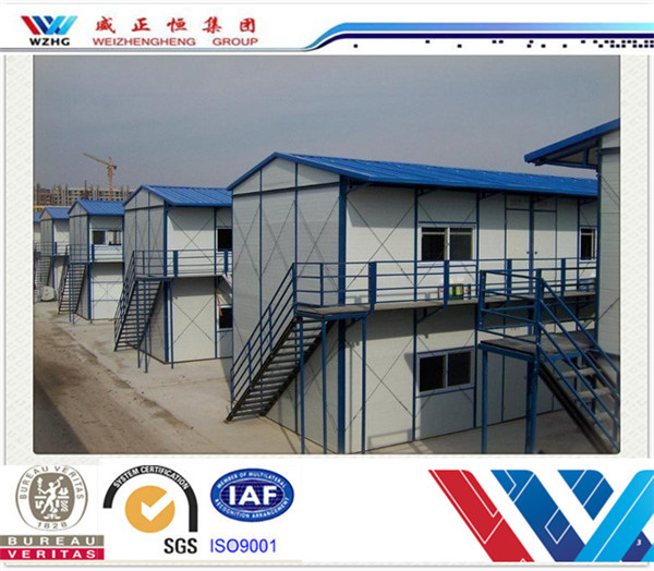 China Manufacturer Ready Made House Prefabricated Home 2