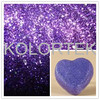 Metallic glitter soap colorant pigment, cosmetic grade soap dye