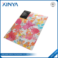 XINYA Cheap Bulk Products Custom Printed Color Patterned Gift Wrapping Tissue Paper