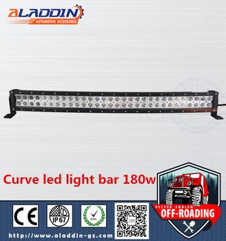 18w36w54w72w126w180w Waterproof Battery Powered Led Light Bar With