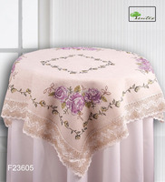 embroidered table cloths, tabel runner, table topper, placemat
