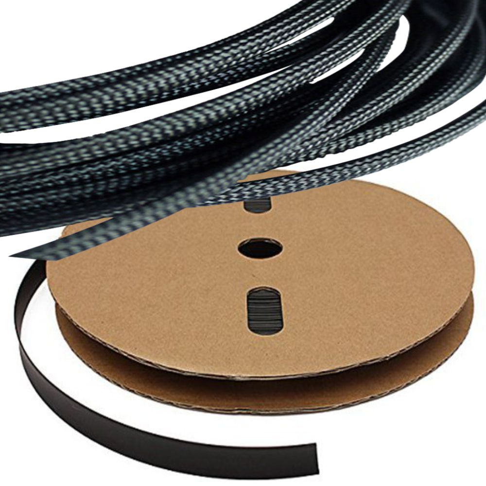 China Braided Cable Sheathing Wire Harness Manufacturers And Suppliers On