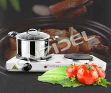 2500w double electric portable electric hot plate