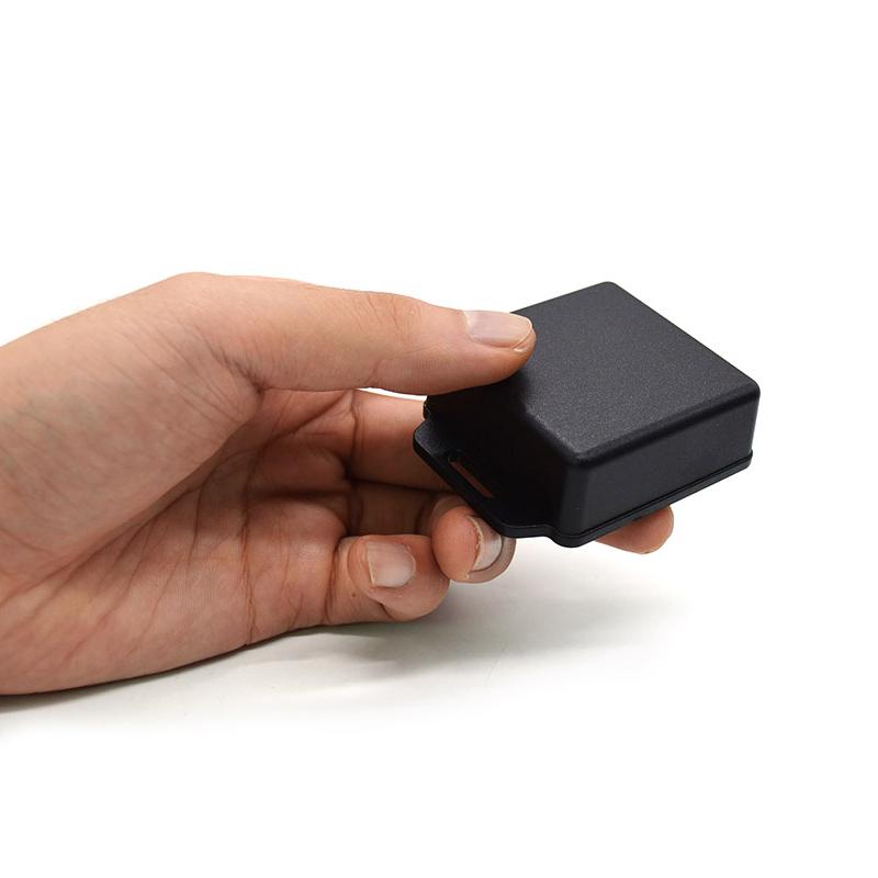 SZOMK schroef soort diy plastic doos 12*51*51mm kleine abs pcb case