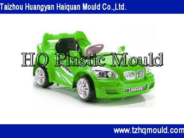 Plastic injection Children electric scooter mould