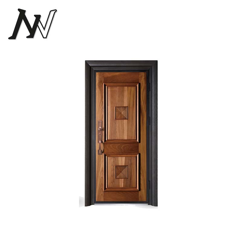 Metal Interior Wooden Gate Designs Prefabricated Building Houses